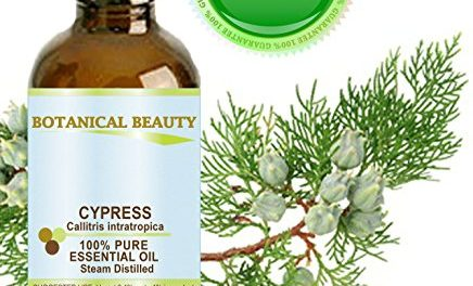 CYPRESS Essential Oil. 100% Pure Therape…