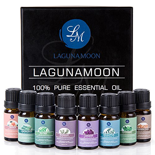 Top 8 Essential Oils Set,Pure Therapeuti…