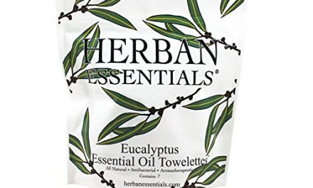Herban Essentials Mini Eucalyptus Towele…