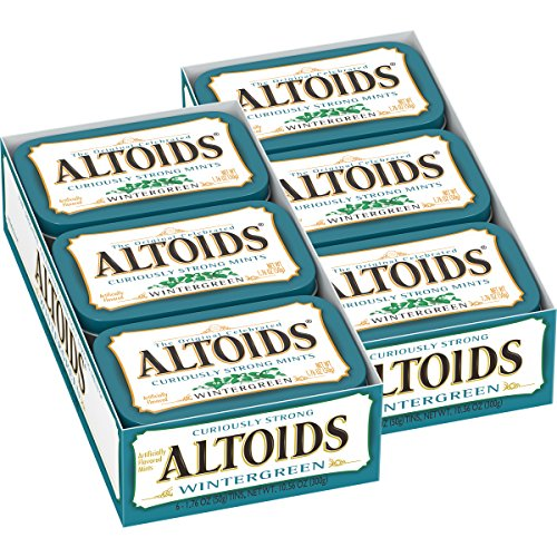 Altoids Wintergreen Mints, 1.76 ounce (1…