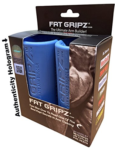 Fat Gripz – The Ultimate Arm Builder, Bl…