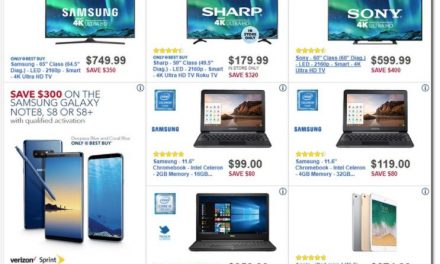 Best Buy – Black Friday Ad