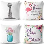Jane: Decorative Pillows -$5.99 (reg $14.99)