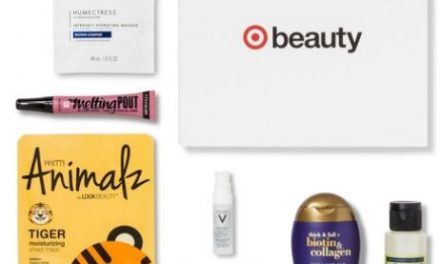 Target Beauty Box January 2018