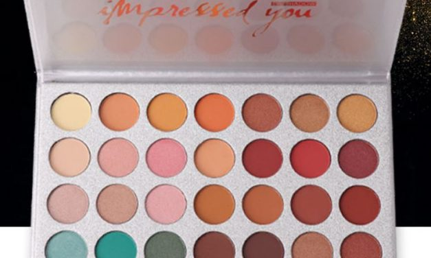 AliExpress: Beauty Glazed EyeShadow Palette – $9.89 (one day only)