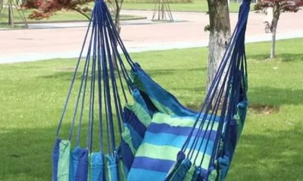 Jane: Hanging Rope Hammock Chair | Free Shipping -$34.99 (reg $75)