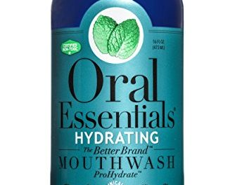 Oral Essentials Dry Mouth Mouthwash 16 O…