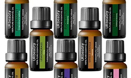 URbeauty Essential Oils Top 8 Aromathera…