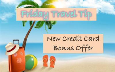 Friday Travel Tip – IHG Rewards Club Premier Credit Card (New)
