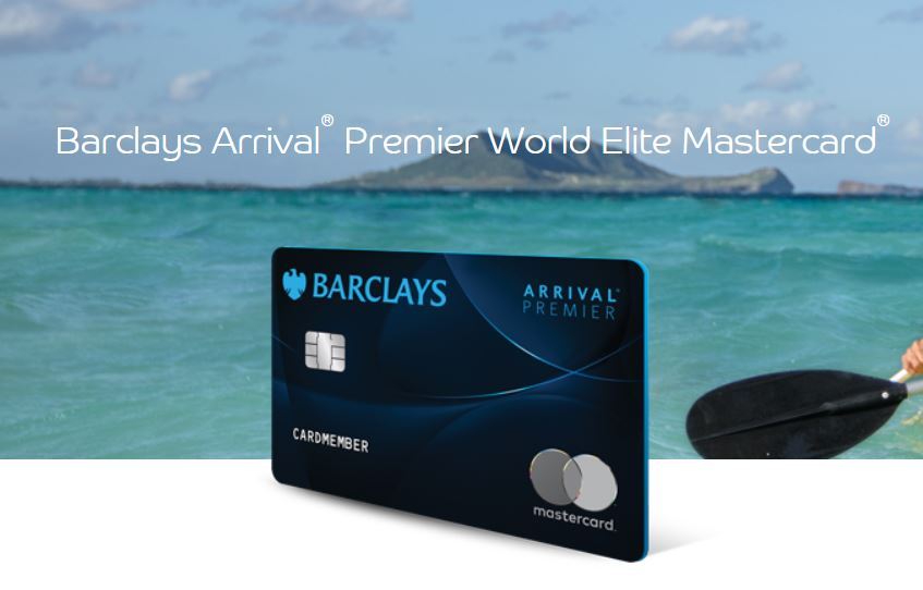 Barclays Arrival Premier World Elite Mastercard is it worth getting?