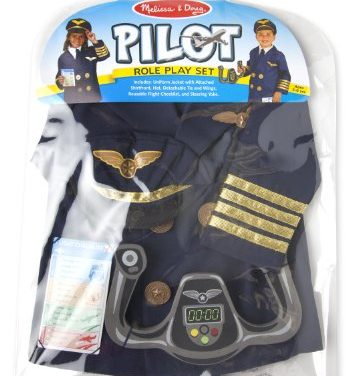 Melissa & Doug 8500 Pilot Role Play Cost…