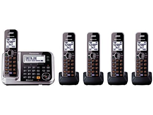 Panasonic KX-TG7875S Link2Cell Bluetooth…