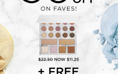BH Cosmetics How to save and get FREE item and Shipping – deal idea