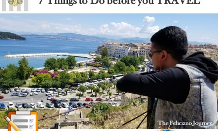 Travel Checklist – what to do before you travel