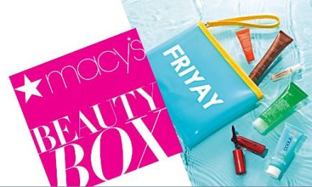 Macy's Beauty Box (June 2018) what you can expect this month