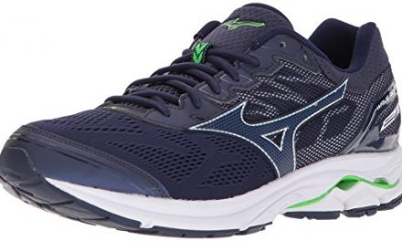 Mizuno Men's Wave Rider 21 Running Shoe,…