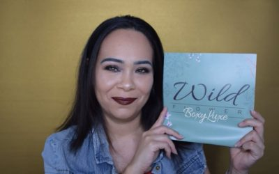 Boxycharm September 2018 Boxy Luxe Unboxing & Try On (Retail Value $357)