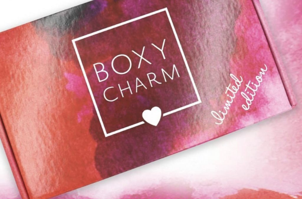 Boxycharm Skincare Sneak Peek (May 2019)