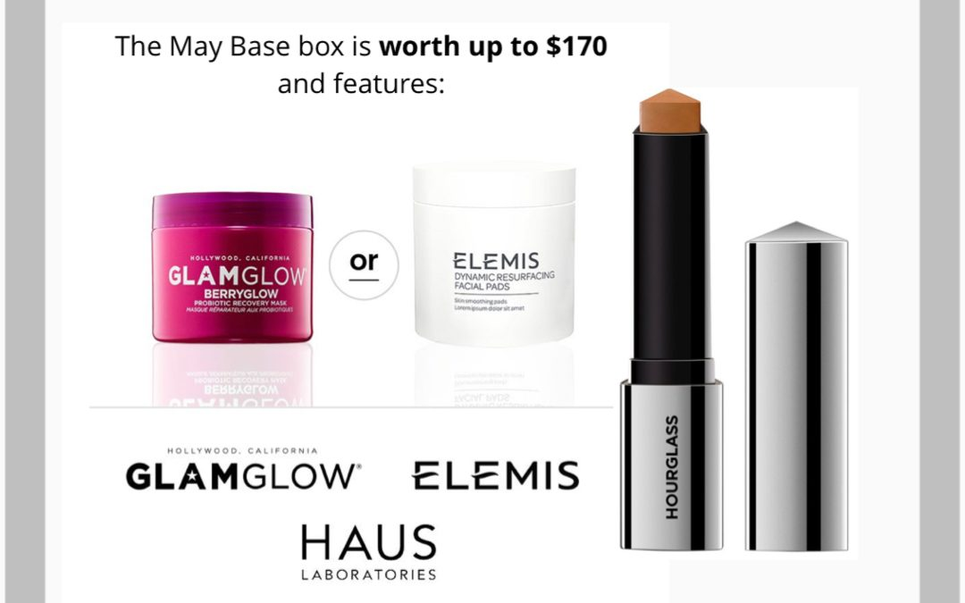 Boxycharm Base Box May 2020 Choice & Add-Ons is Open