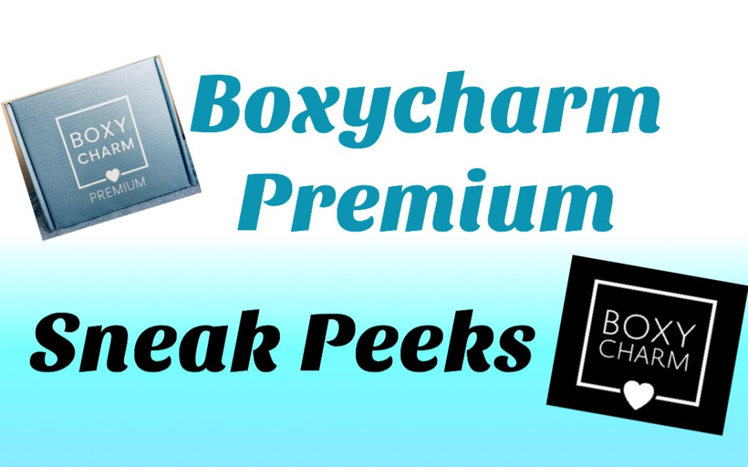 Boxycharm Premium October 2020 – Choice item & is Open