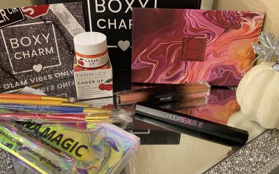 Boxycharm Base September 2020 unboxing – video included