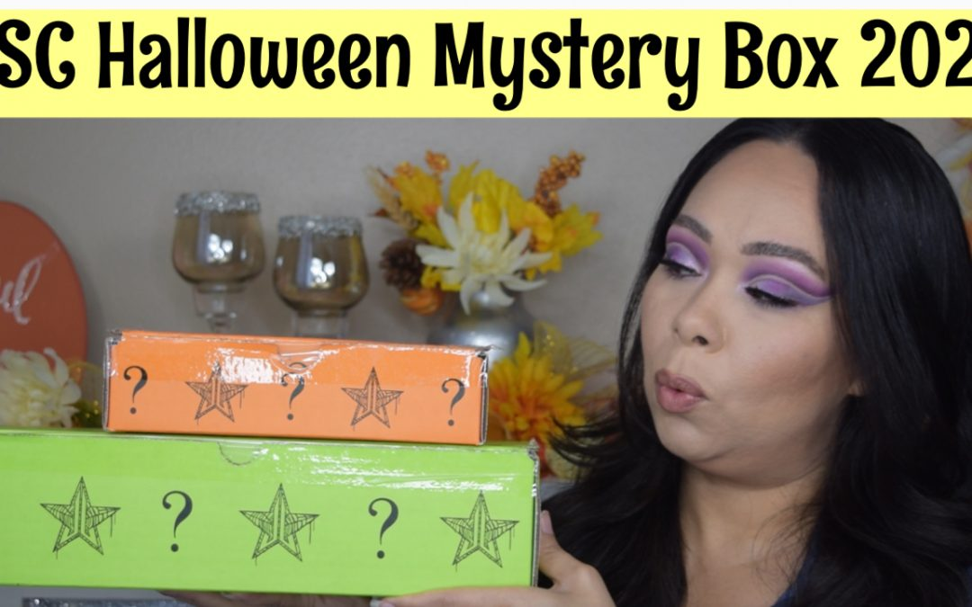 Jeffree Star Halloween Mystery Box 2020 Unboxing Mini, Premium and Deluxe (video included)